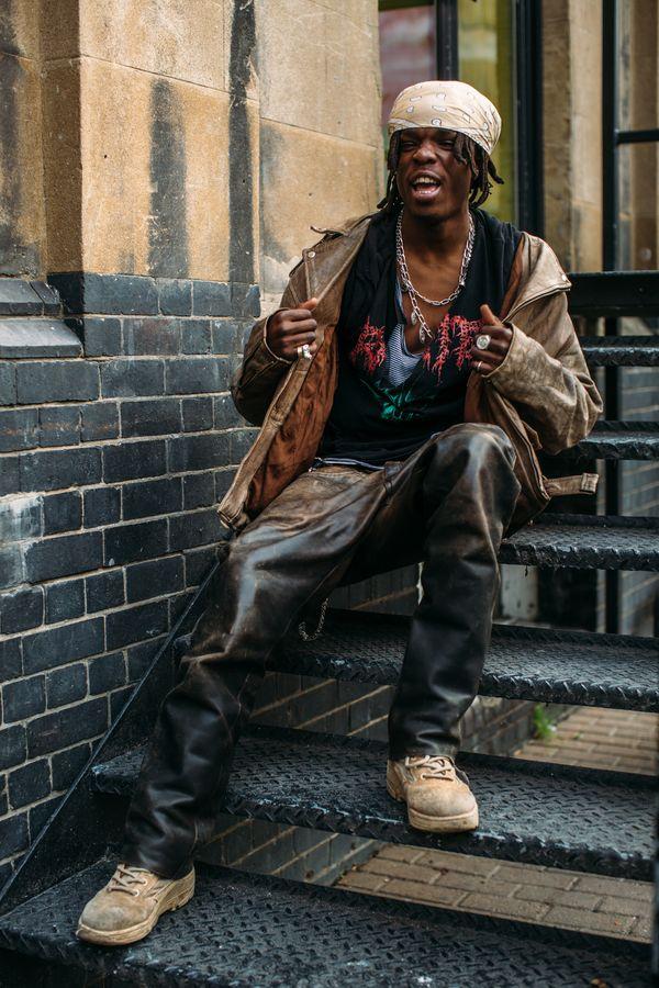 mens london fashion week - best street style