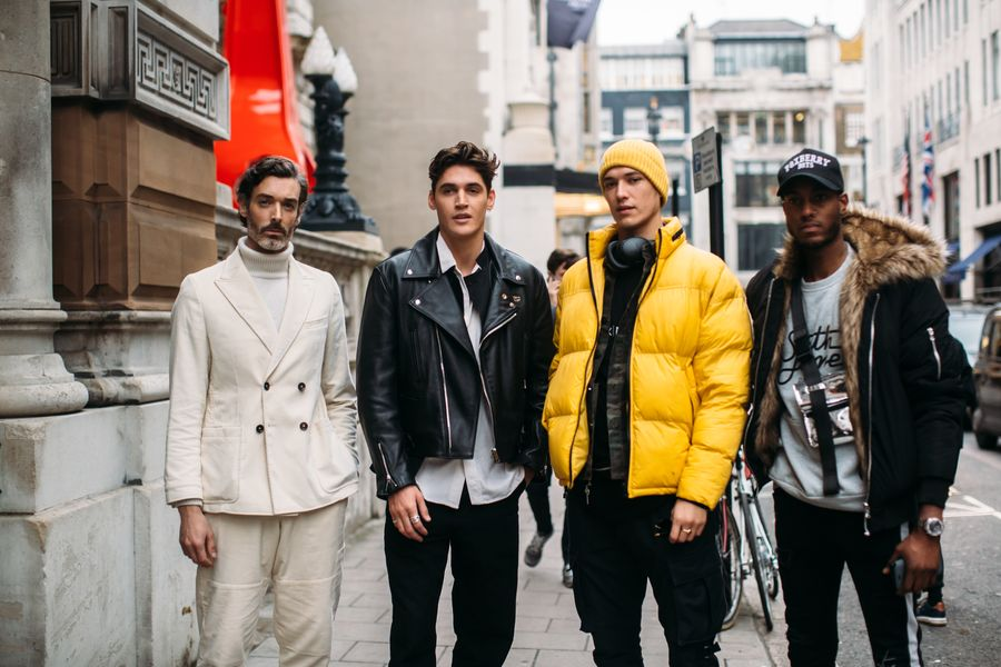 Men's London Fashion Week - Best Street Style – Modic Magazine