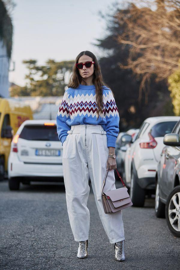 Best Street Style - Milan Fashion Week A/W 2019