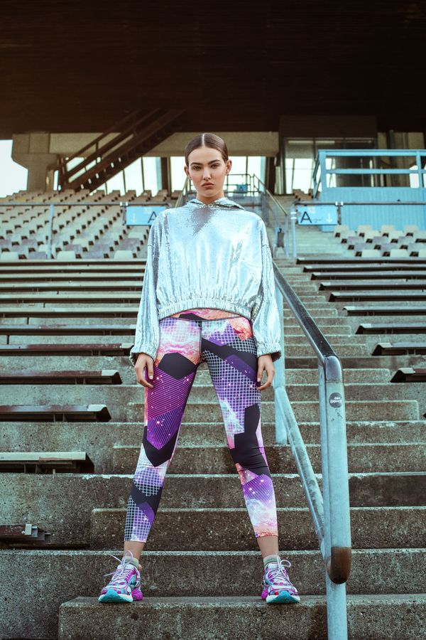 Modic Fashion Editorial - Let's Play by Ann Solie