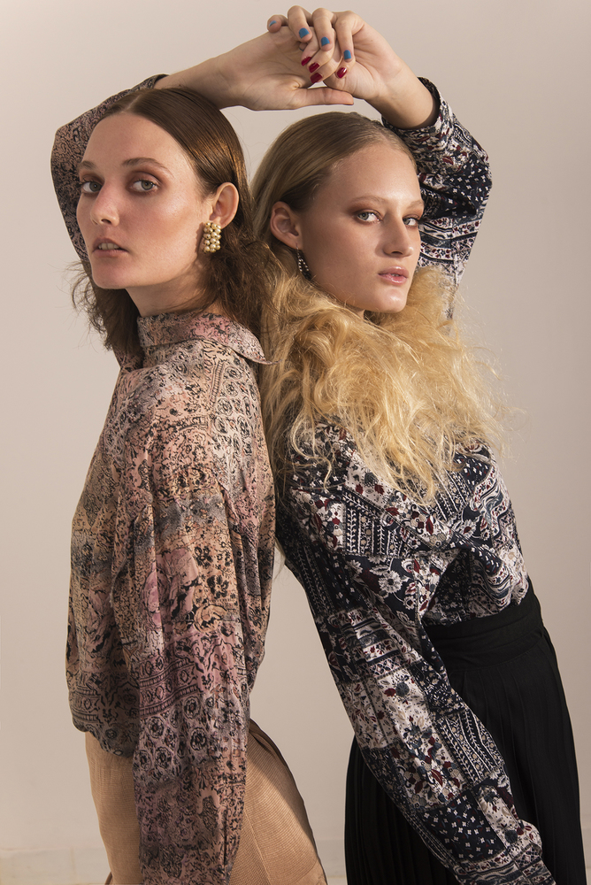 Modic Fashion Editorial - The Real Thing by Marcos Yacob