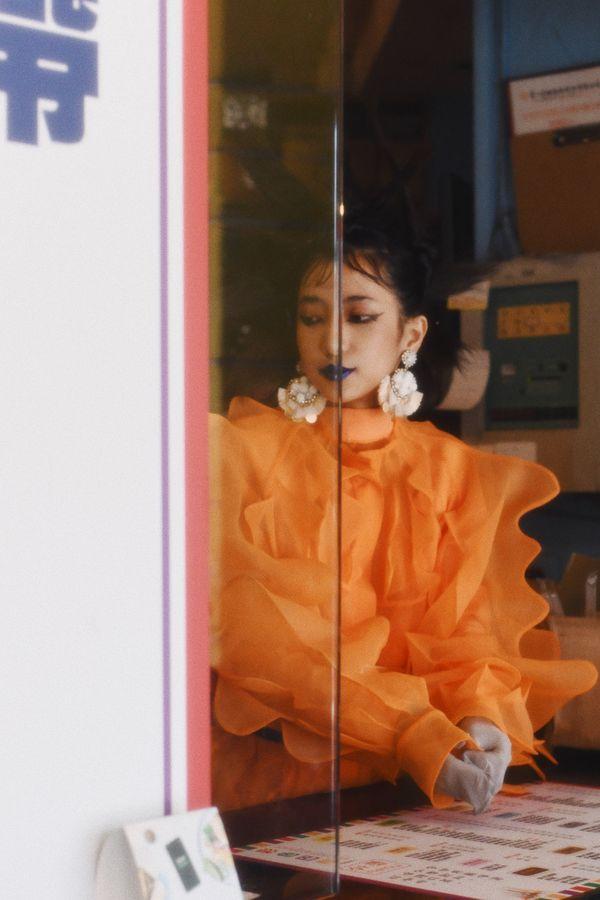 Modic Fashion Editorial - Bubble Tea, Love and Death
