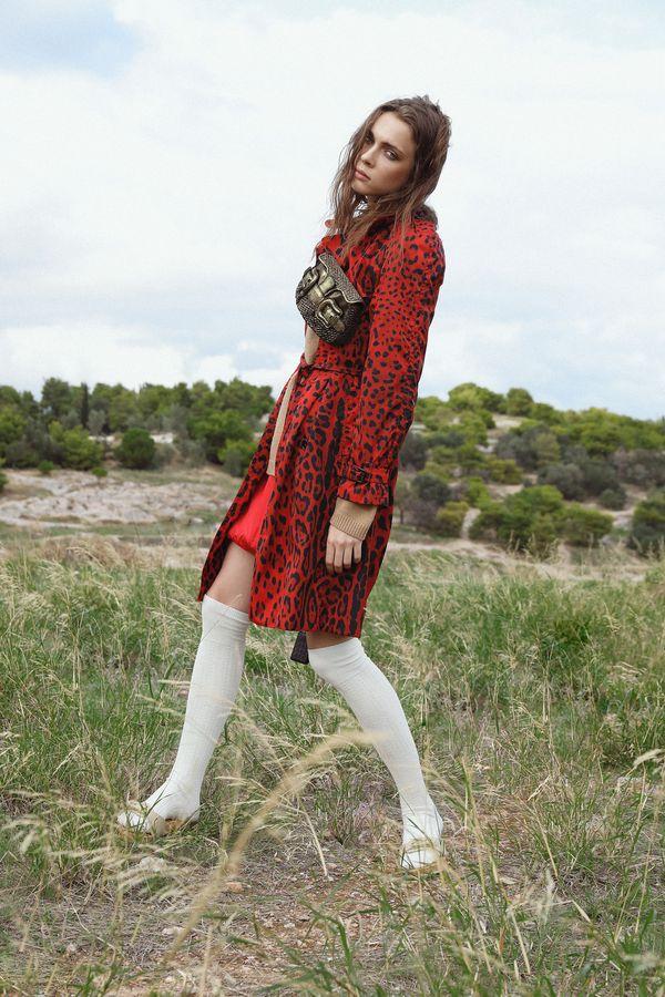 Modic Fashion Editorial - Her Memories by Matthias Dittrich