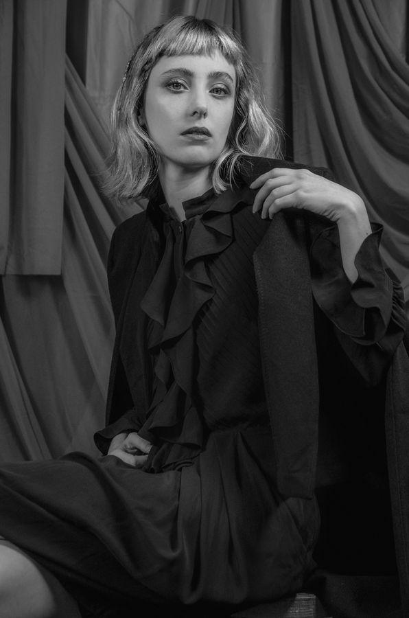 Modic Fashion Editorial - Revelation by Paradigme