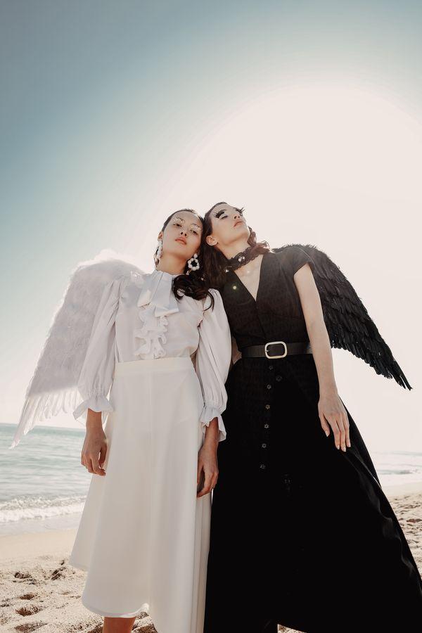 Modic Fashion Editorial - Walk Beside Me by David Garcia Martinez