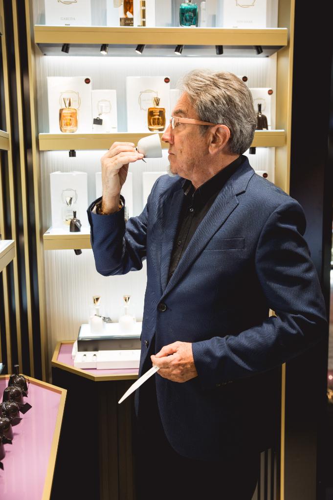 Modic Interview: Ramon Monegal reveals the true image of perfumery