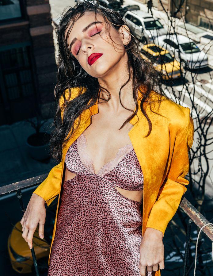 Modic Fashion Editorial - Cherry Pie by Laredo Montoneri