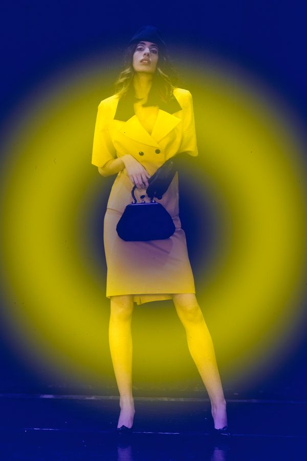 Modic Fashion Editorial - I Remember This Film