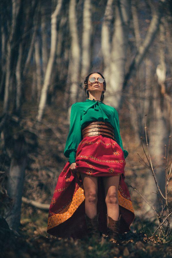 Modic Fashion Editorial - Mad Moisele by Pawel Szvmanski