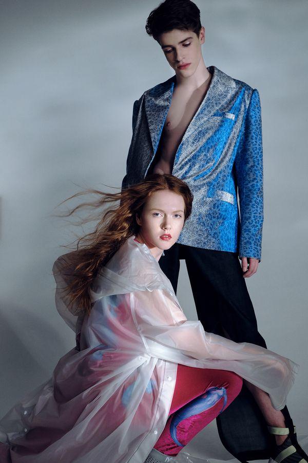 Modic Fashion Editorial - Plastic Kills by Savinova Valeriya