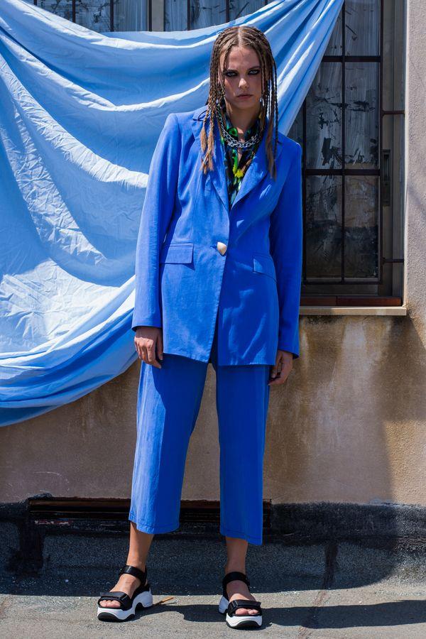 Modic Fashion Editorial - Bluer than Blue by Iliana Michali