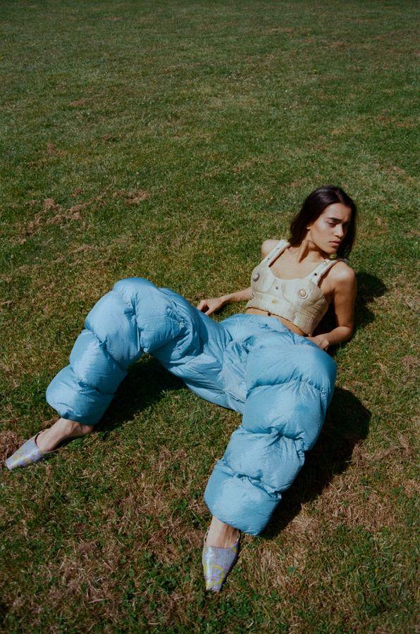 Modic Fashion Editorial - Through the Green Fuse by Elsie Matilda