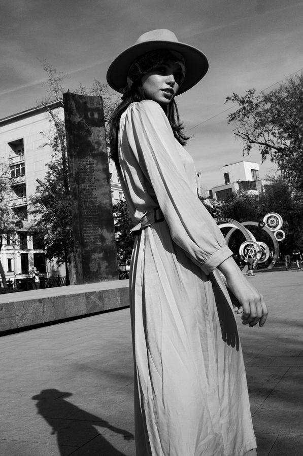 Modic Fashion Editorial - Gipsy Eyes by Angelo Santi.