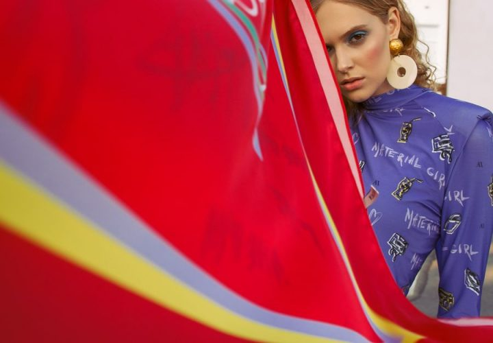 Modic Fashion Editorial - Splash by Krutova Julia