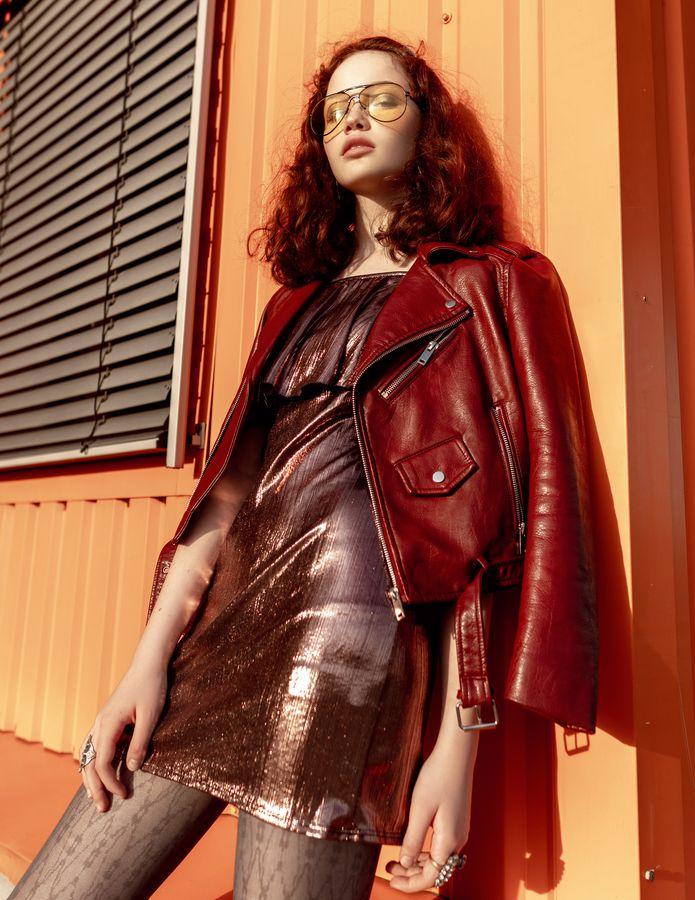 Modic Fashion Editorial - Urban Sun by Maria Sumarokova