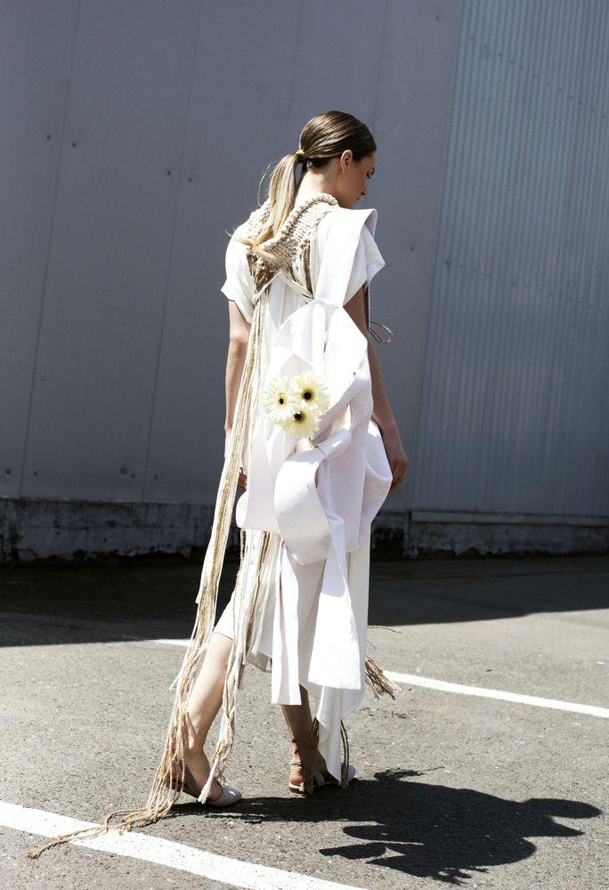 Modic Fashion Editorial - Nudes by Roxana Enache Part 1