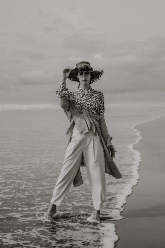 Modic Fashion Editorial - A Salty Affair by Helena Duque