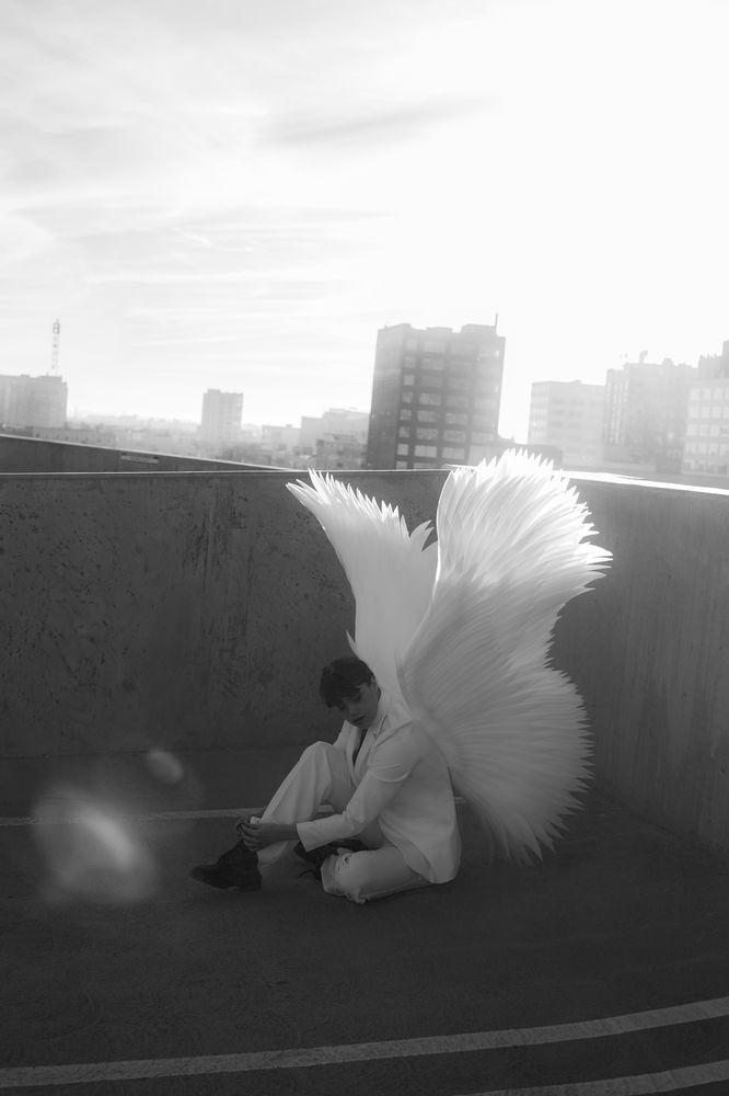 Modic Fashion Editorial - Lost Angeles by Anastasya Deryabina