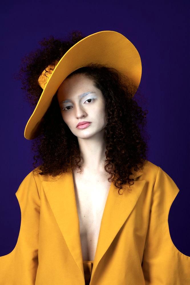 Modic Fashion Editorial - Foile à deux