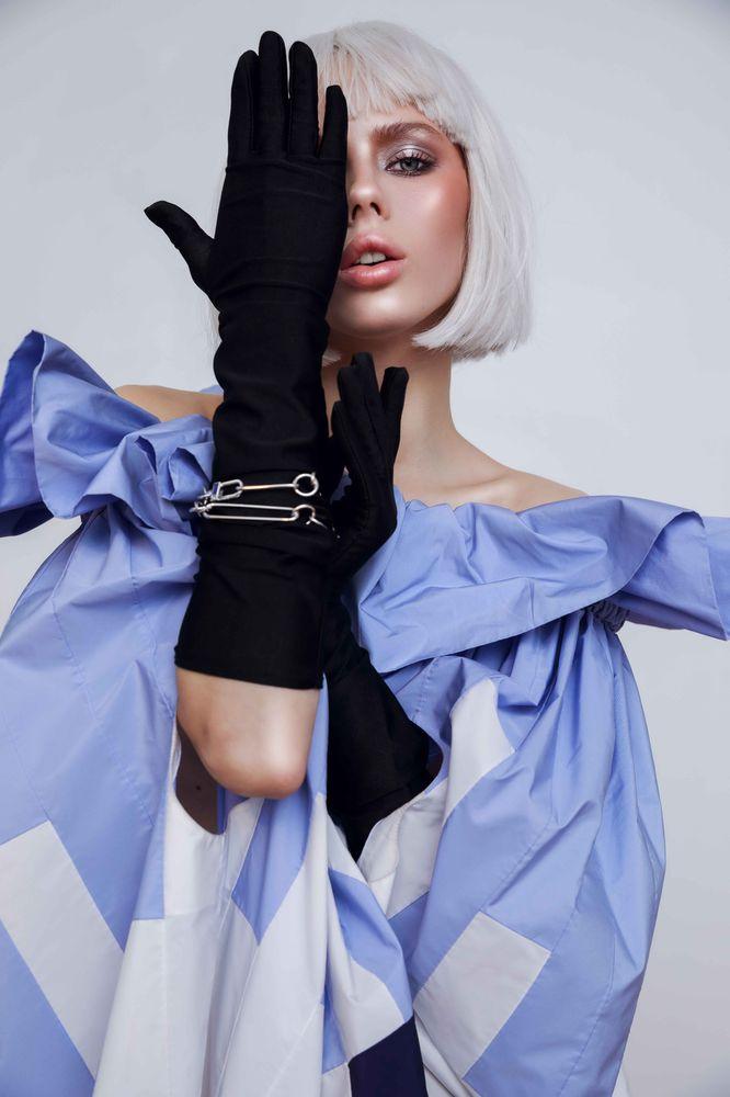 Modic Fashion Editorial - Pastels by Marfa Troeva