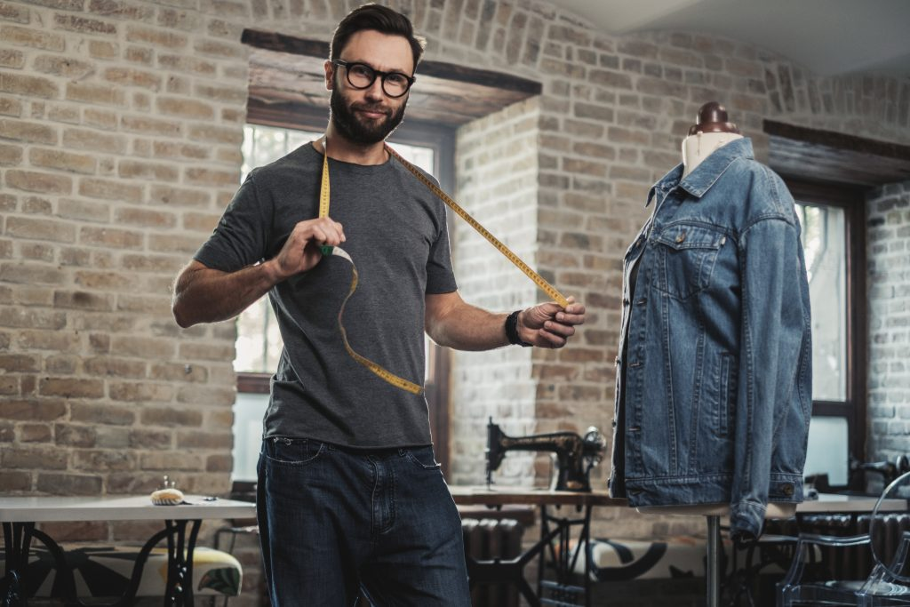 ModicInterview - Hand Made Jeans with perfect fit by BLCV