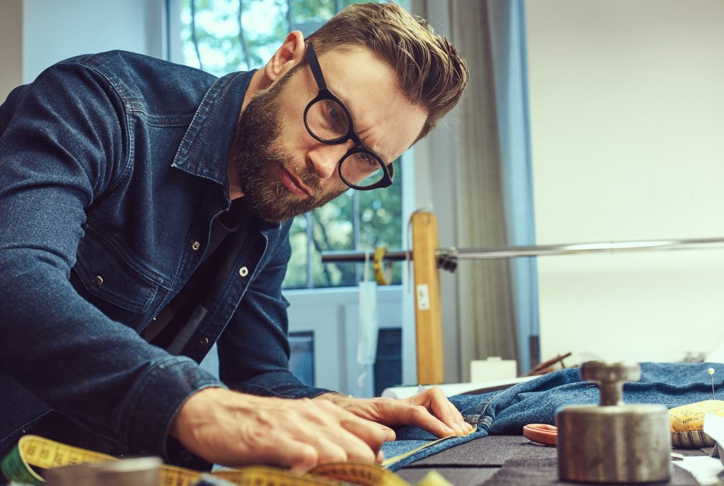ModicInterview - Hand Made Jeans with perfect fit by BLCV 1