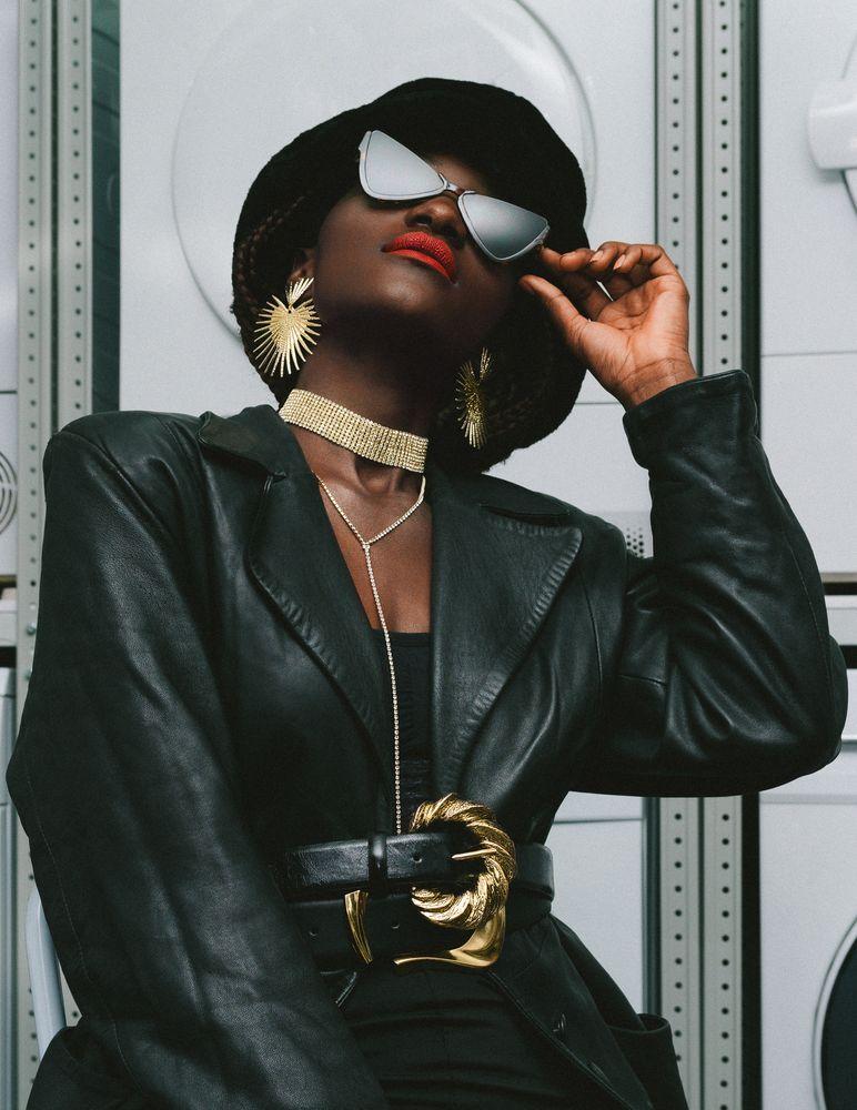 Modic Fashion Editorial - Bernie