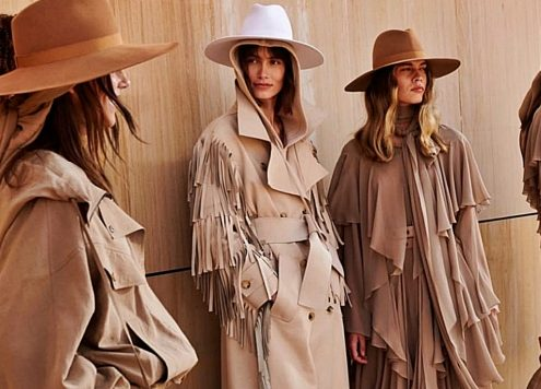Coats: Our favs from Fashion Weeks