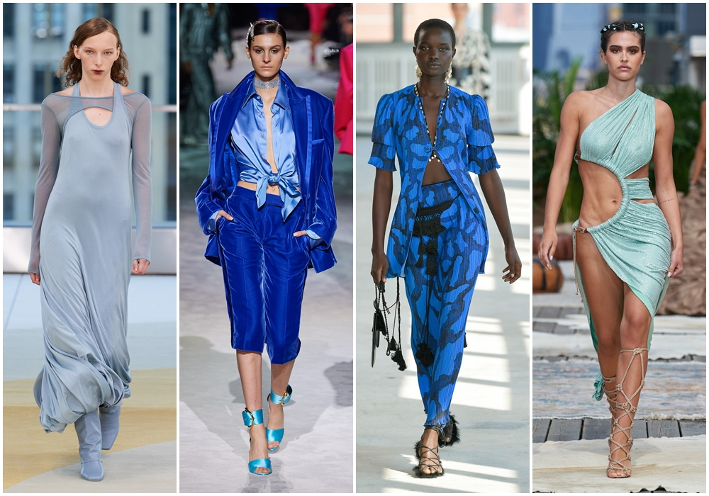 NYFW: COLOR TRENDS HIGHLIGHTS SS22